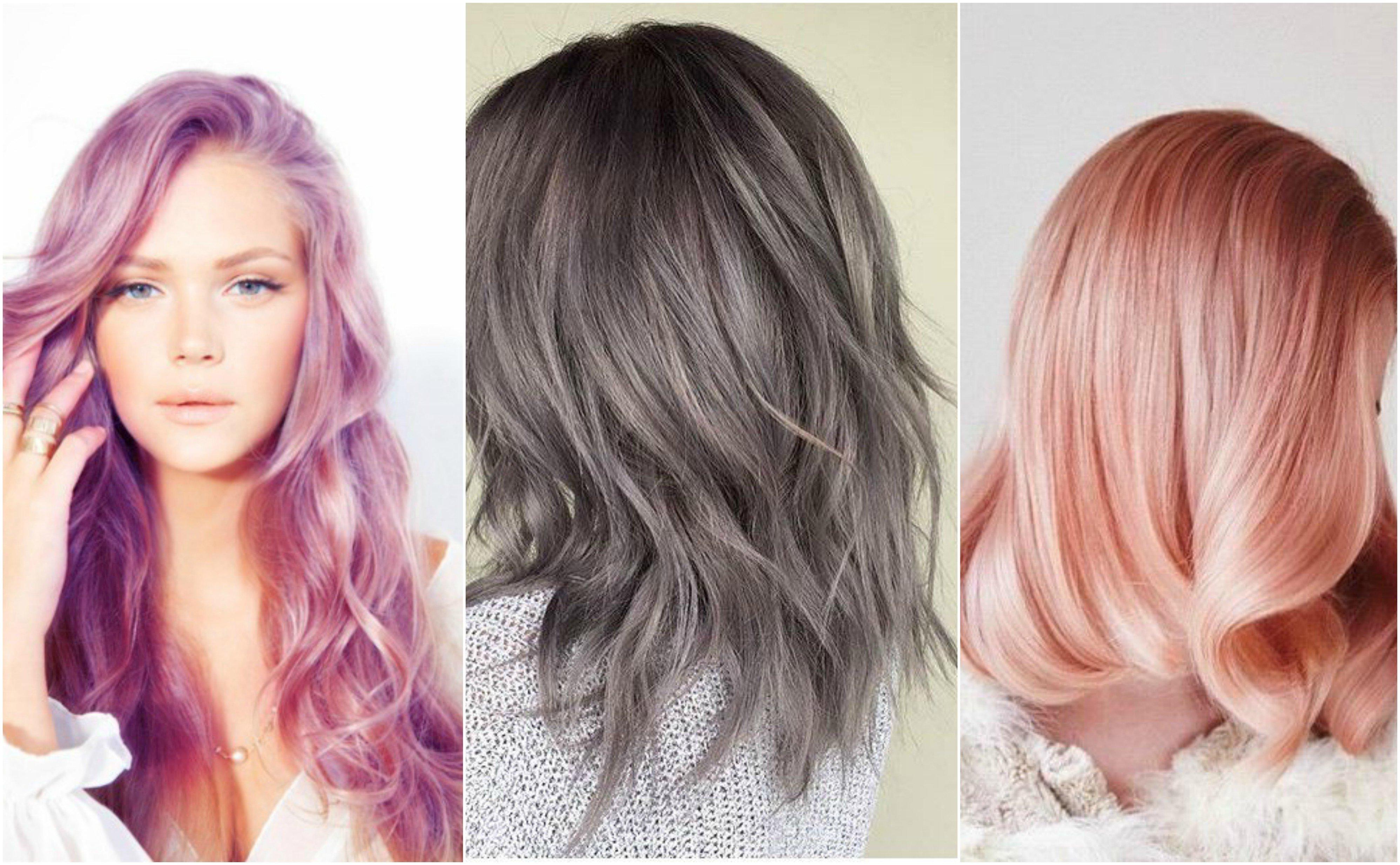 Violett, Silber oder Kupfer - welche metallische Farbe passt zu Ihnen?
