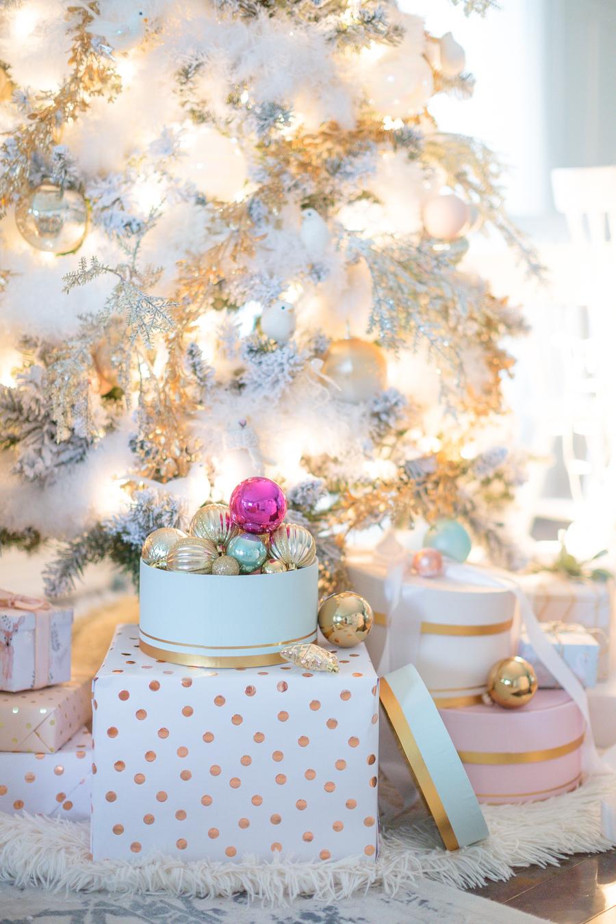 Die Lichterkette für den Weihnachtsbaum ist absolut empfehlenswert