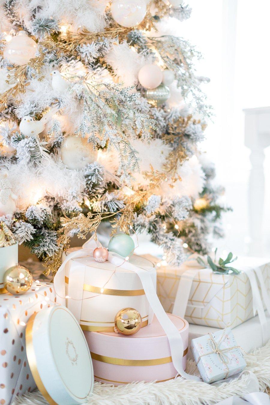 Deko Weihnachten für das Wohnzimmer