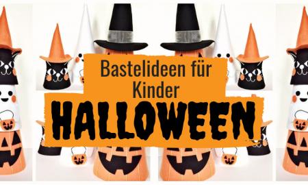 Verwandeln Sie das lange Warten auf Halloween in eine lustige Zeit mit unseren10 gruseligen Ideen für Halloween Basteln mit Kindern.