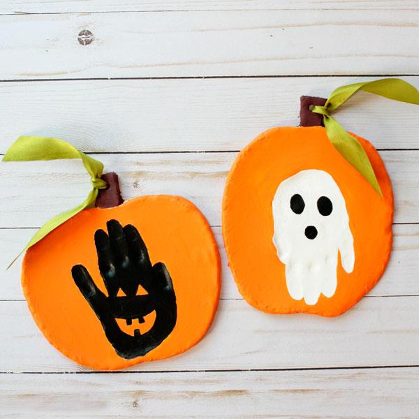 10 Bastelideen Herbst und Halloween