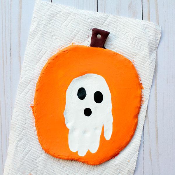 Tolle Halloween Basteln Ideen mit Kindern