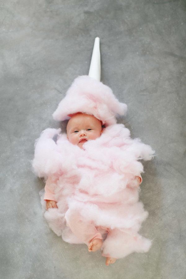 Halloween Kostüm Ideen für Neugeborenes