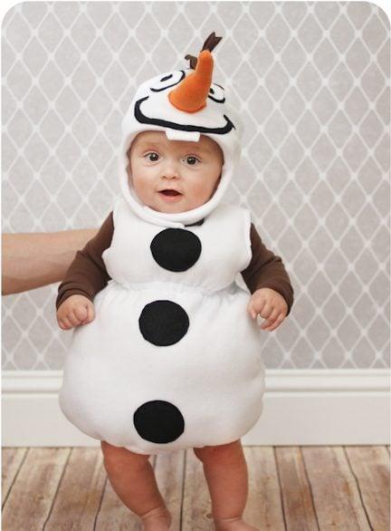 Frozen Halloween Kostüm für Kleinkinder