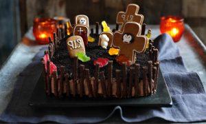 Halloween Kuchen Rezepte und Ideen