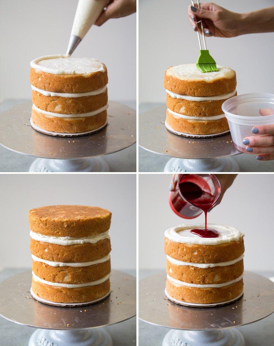 Bilder auf kuchen selber machen wasserhahn k che tropft - Kuchen wanddekoration ...