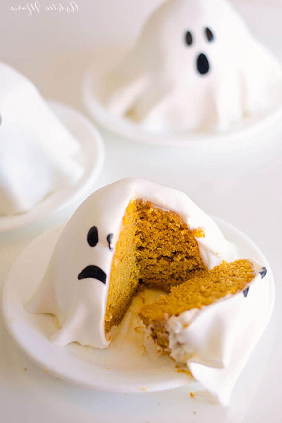 Halloween Muffins Rezepte mit Bild