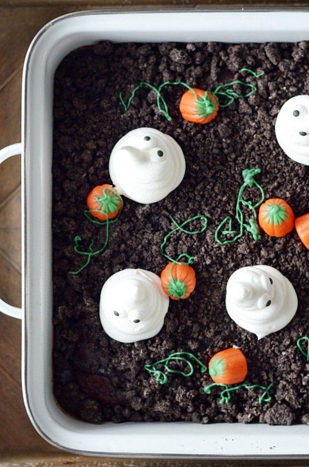 Rezepte für Halloween gruselige Ideen