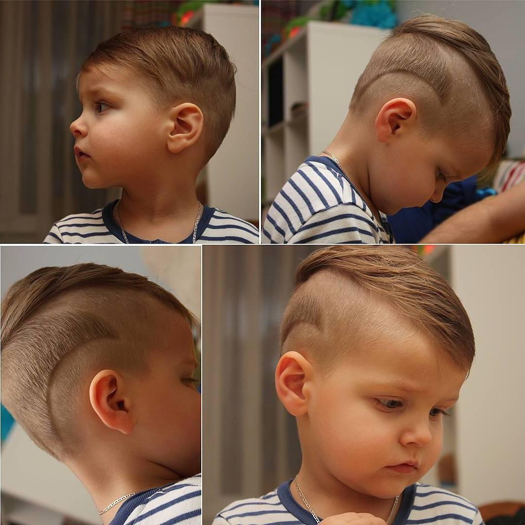 Coole Frisuren Jungs - Moderne Haarschnitte für kleine Jungen