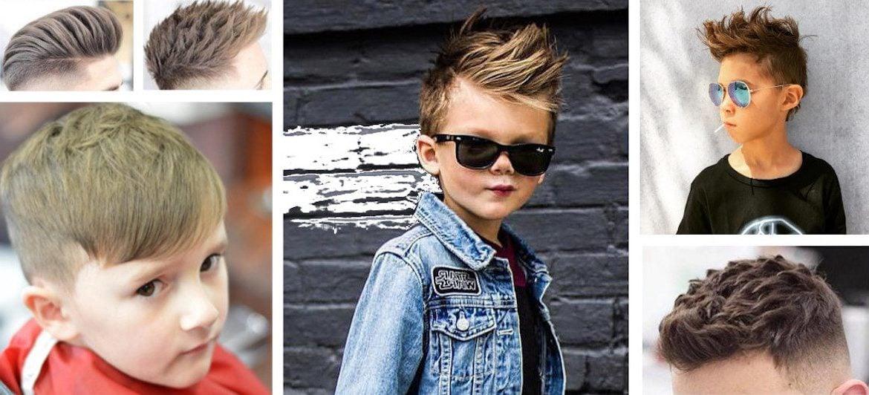 Frisuren Jungs - Cool in der Schule
