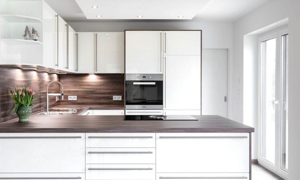Küche U-Form als Platzwunder für kleine Räume
