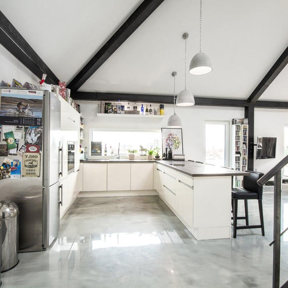 Moderne Küchen U Form
