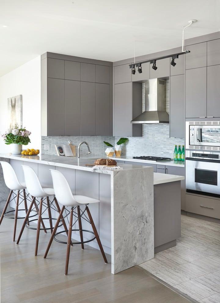 k chenplanung auf 12 m2 k che u form ist der neue. Black Bedroom Furniture Sets. Home Design Ideas