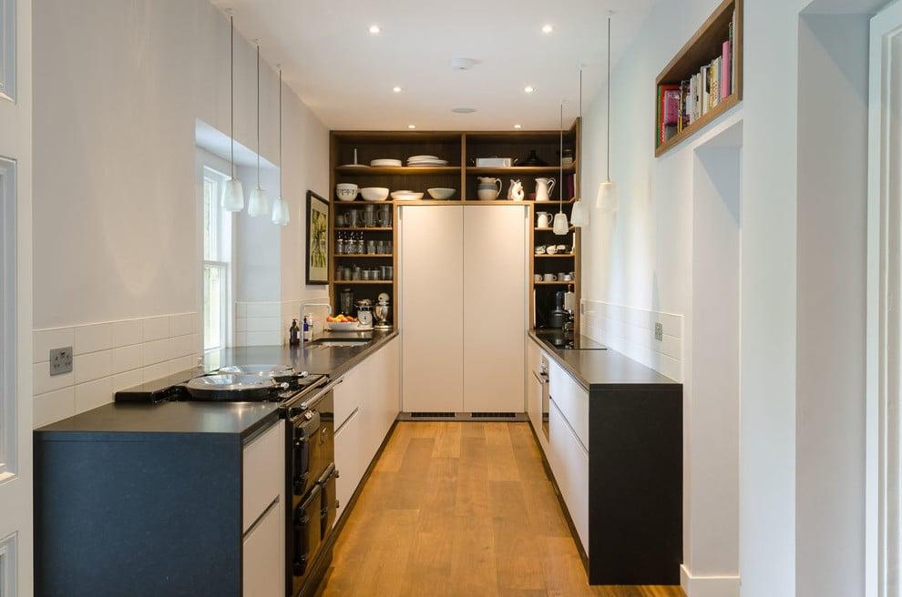 Kleine U Form Küche gestalten - Tipps und Ideen