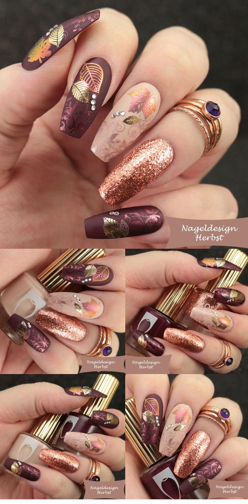 Nageldesign Herbst 2018: Trendige Farben