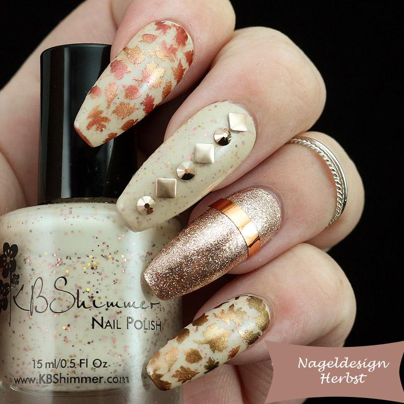 Top 10 Fingernägel Muster für den Herbst