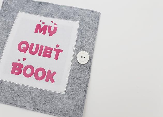 Mein stilles Buch selber machen Anleitung