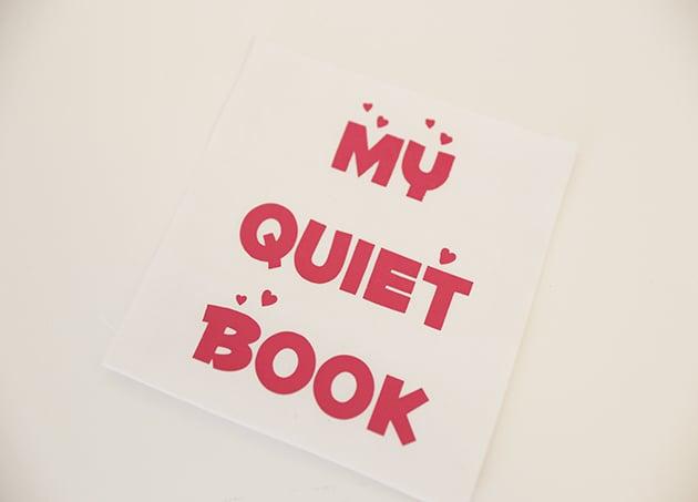 Quiet Book selber basteln