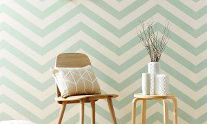 Wandgestaltung Wohnzimmer DIY Ideen zum Selbermachen