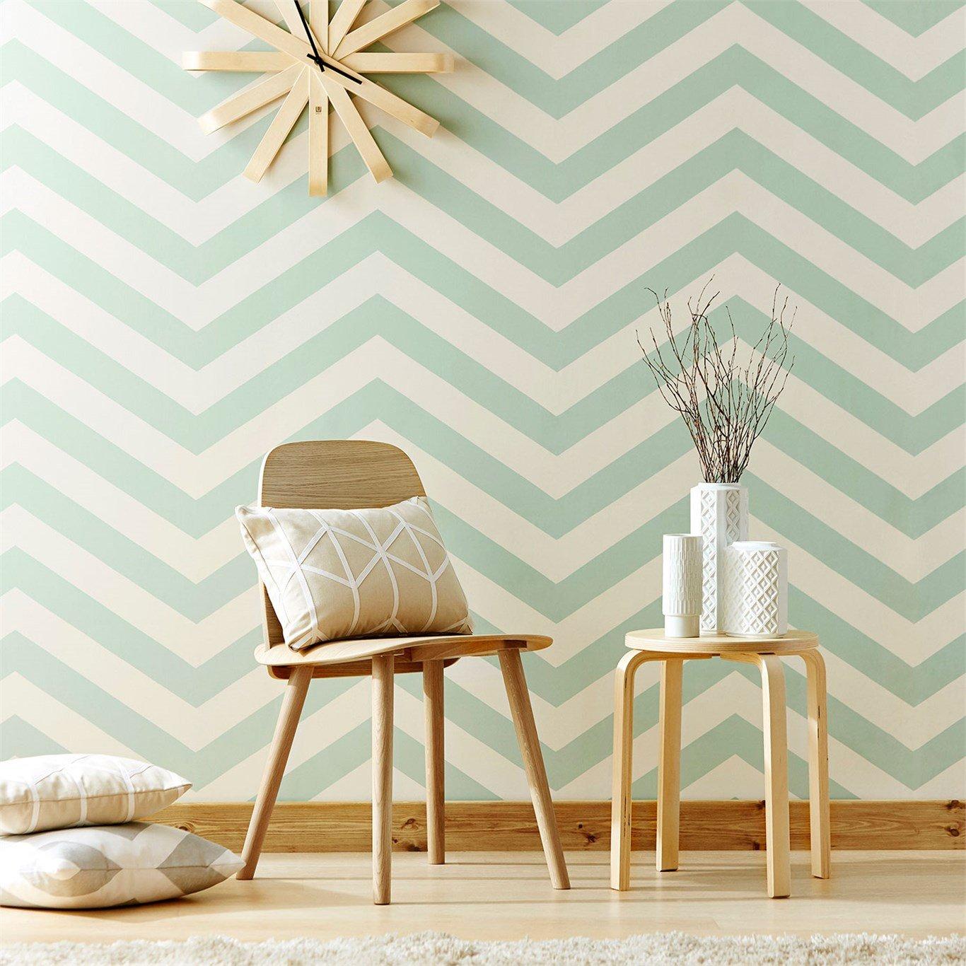 Kreative wandgestaltung wohnzimmer 41 diy ideen zum selbermachen wandverkleidung wohnzimmer - Diy wandgestaltung ...
