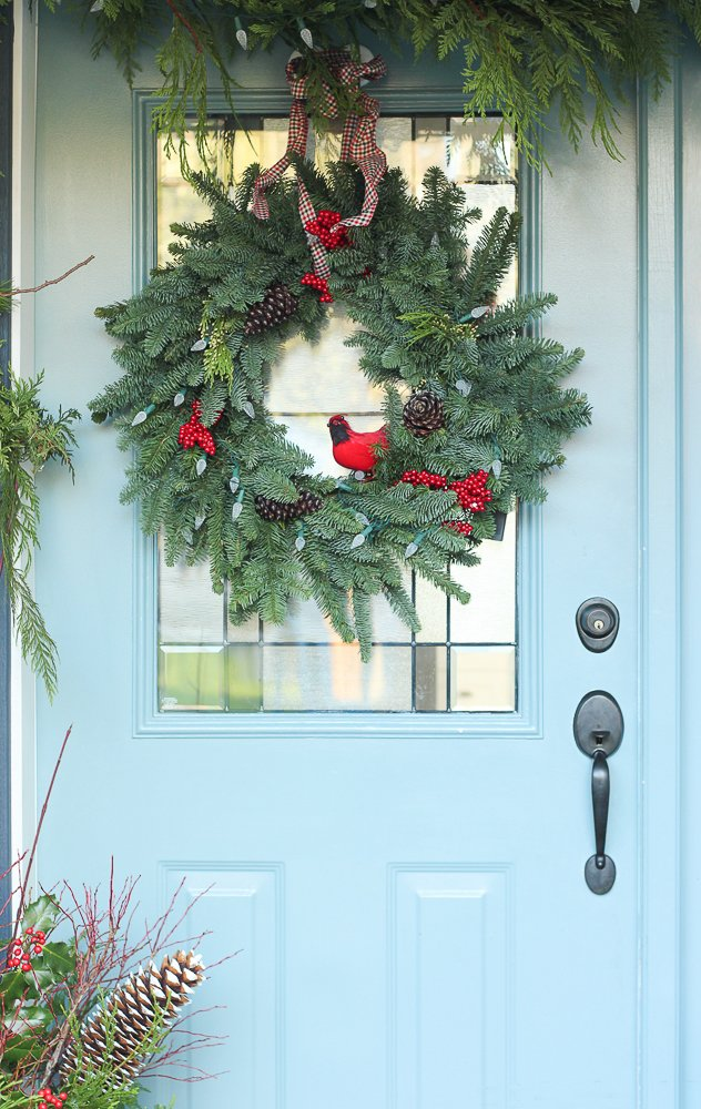 Weihnachtsdeko kaufen oder basteln: Weihnachtskranz