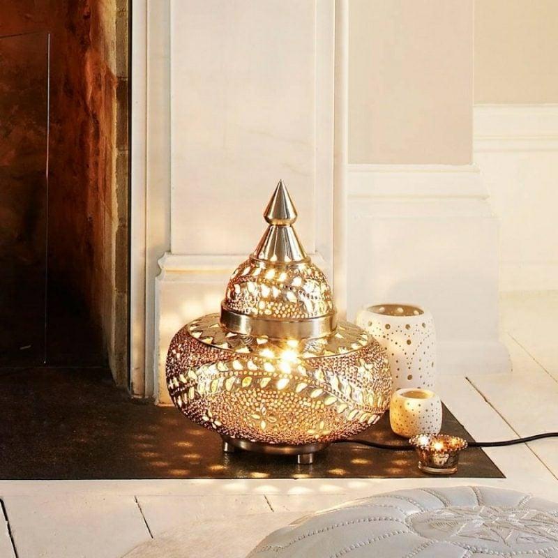orientalische Lampen marokkanische Bodenlampe