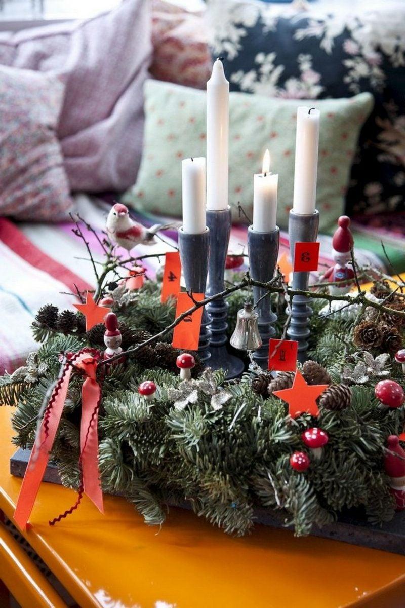 adventsdeko basteln zauberhafte ideen f r die vorweihnachtszeit. Black Bedroom Furniture Sets. Home Design Ideas