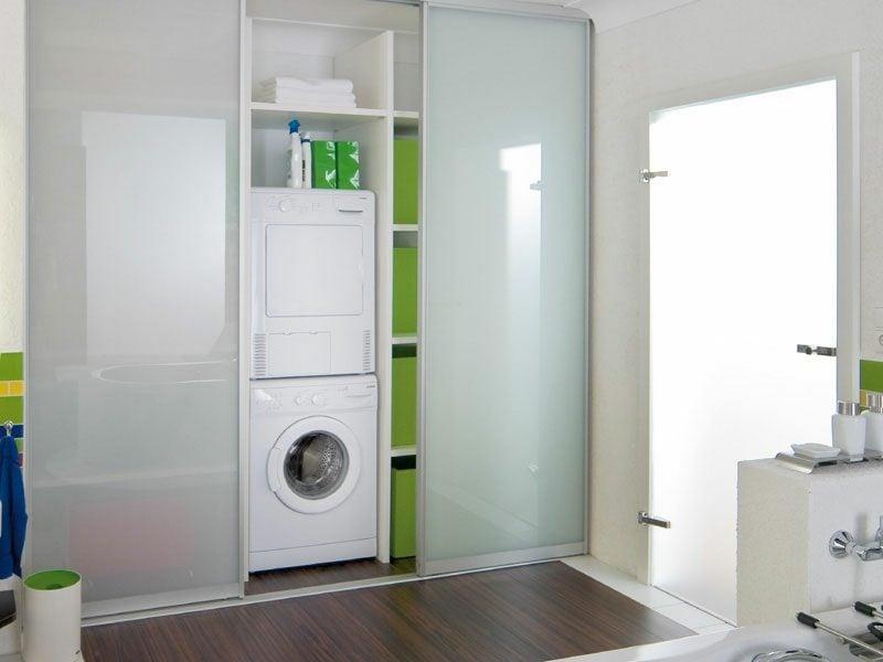 schrank f r waschmaschine und trockner welche sind die. Black Bedroom Furniture Sets. Home Design Ideas