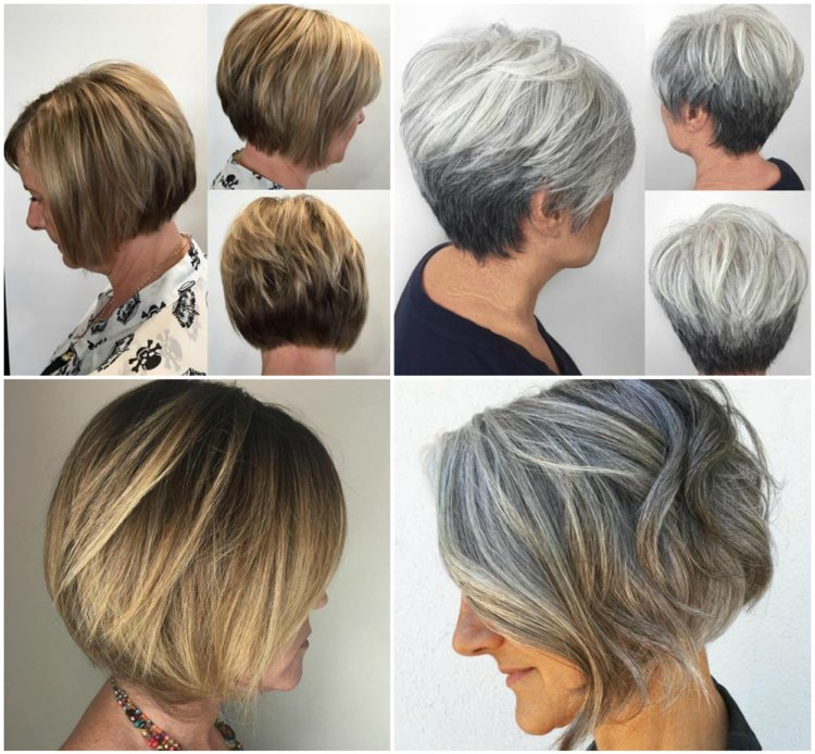Frisuren 50 Plus Die Junger Machen Ideen Fur Damen