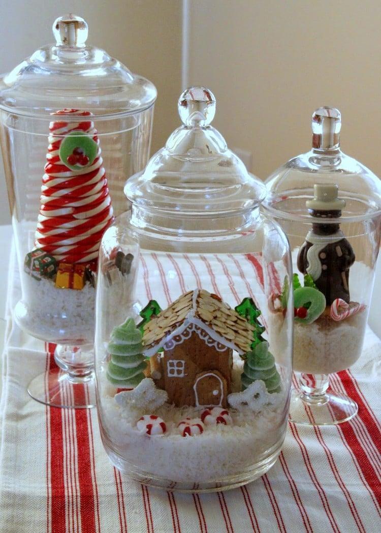 essbare geschenke im glas selber machen zu weihnachten. Black Bedroom Furniture Sets. Home Design Ideas
