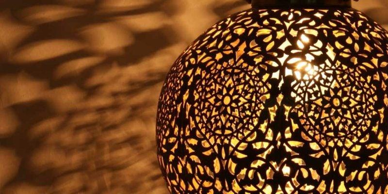 orientalische Lampen marokkanisch