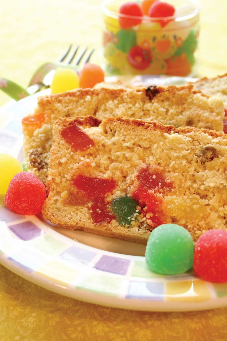Gummibärchen Torte Fruchtgummi Füllung