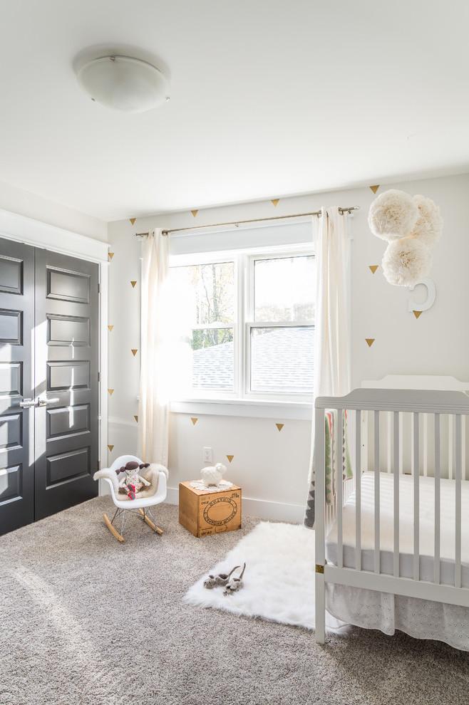 Babyzimmer neutral gestalten - Deko Ideen