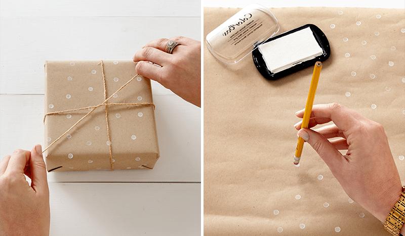 Geschenke einpacken: Verleihen Sie den Geschenken eine kreative Note