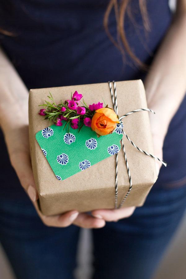 Geschenke einpacken: Tolle Ideen