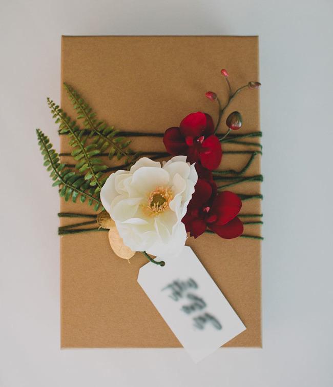 Geschenke richtig einpacken: Verleihen Sie dem Geschenk den idealen Farbtupfer