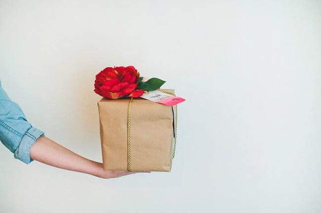 Geschenk einpacken: Kreative Ideen