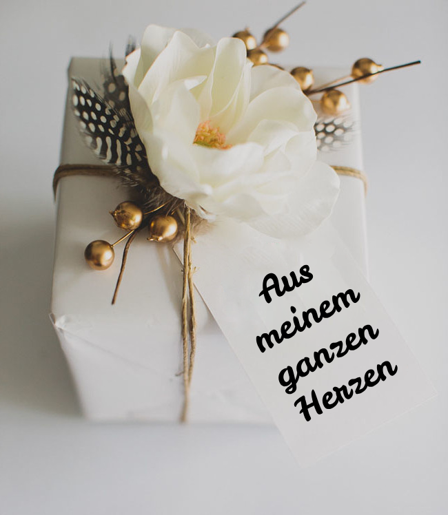Tolle Ideen für Geschenke einpacken: Echte Freude in einer Box