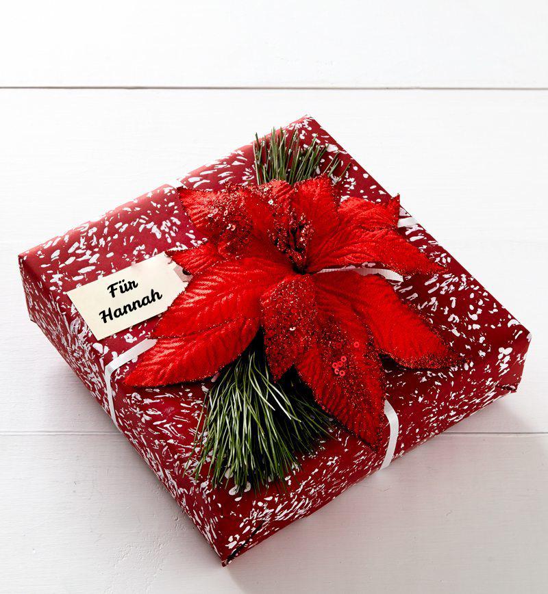 Geschenke Einpacken Ideen für Weihnachten