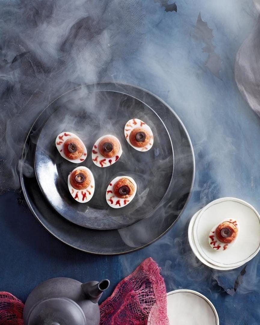 Die besten Halloween Rezepte Fingerfood: Lehren Ihren Gästen damit kulinarisch das Fürchten!