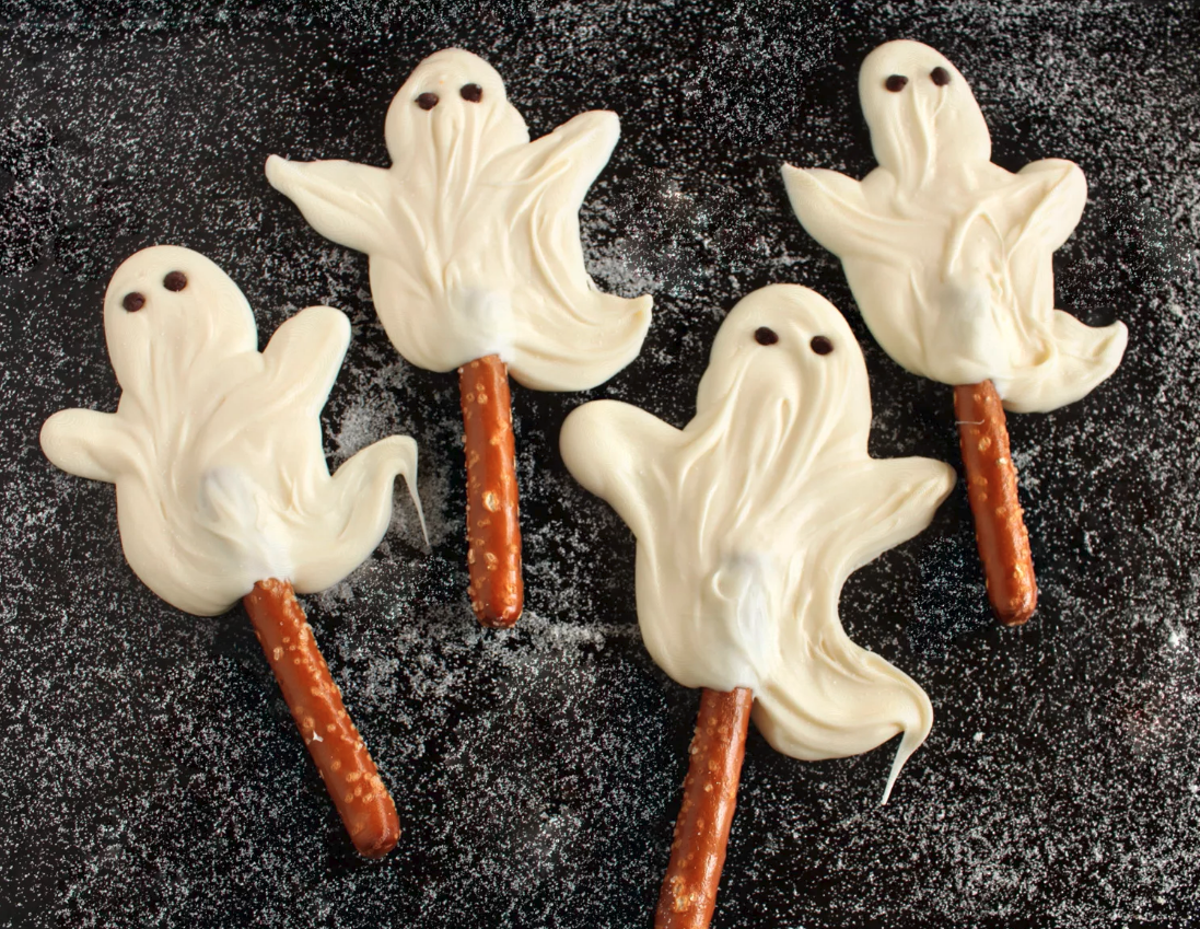 Halloween Rezepte für Fingerfood Kindergarten