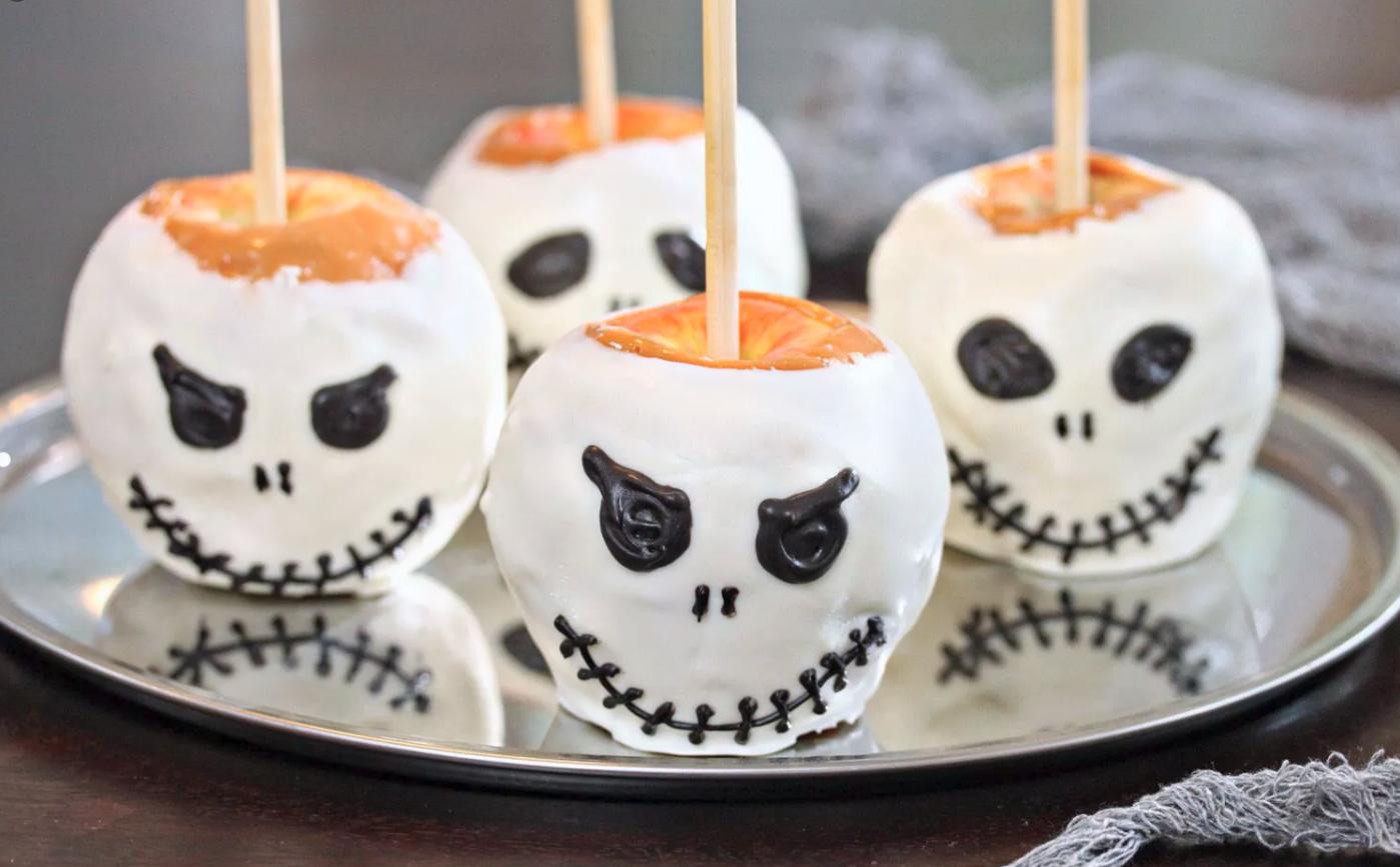 Die besten Köstlichkeiten für Ihre Halloween Party, die der Gruselfaktor am Halloween steigen