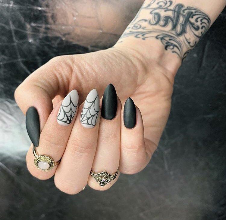 Zum Gruseln schöne Nägel – Die Halloween-Trends 2018