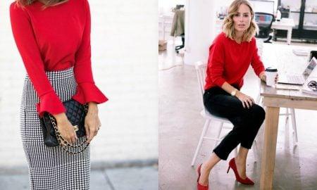Herbst Outfit trendige Ideen