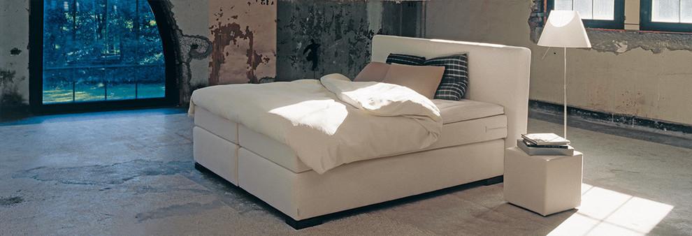 Hohe Betten - die Revolution von Boxspringbett