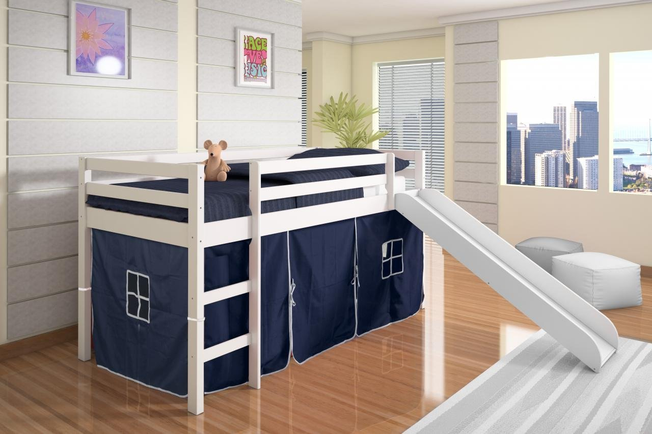 Ikea Kinderbett für Junge - Jungen Kinderzimmer einrichten