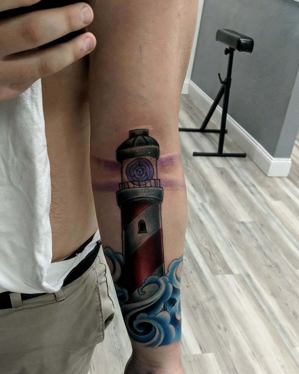 Leuchtturm Tattoo - Tattoo mit Bedeutung