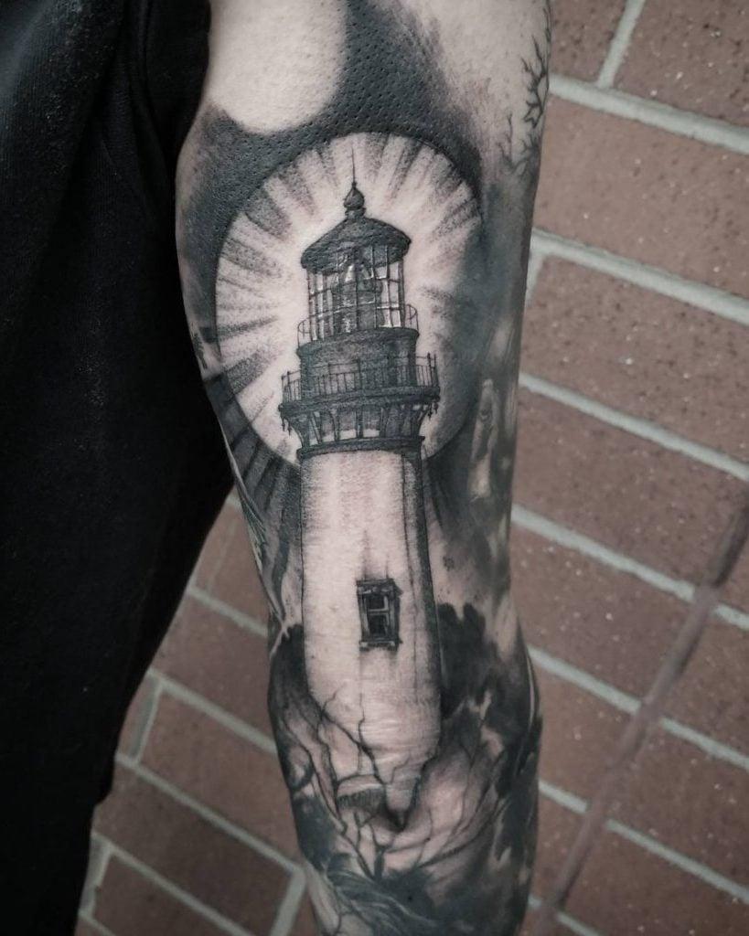 Leuchtturm Tattoo Bedeutung