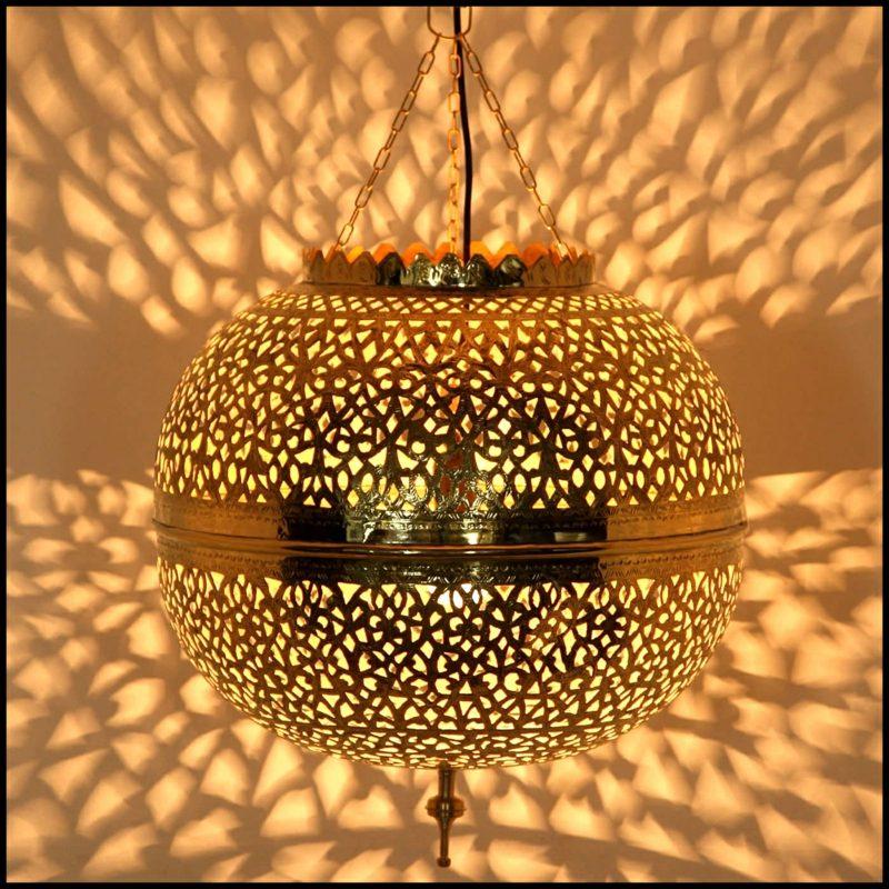 orientalische Lampen marokkanisch Lichtspiele