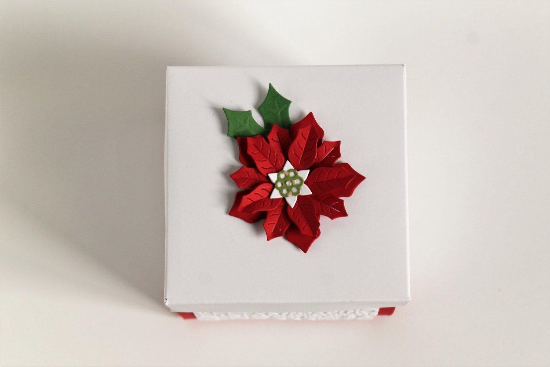 Tolle Geschenkideen Weihnachten: Explosionbox